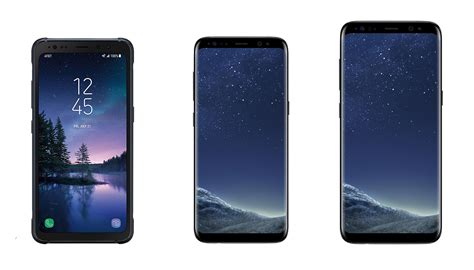 galaxy s specs galaxy s8 active vs galaxy s8 vs galaxy s8 specs comparison