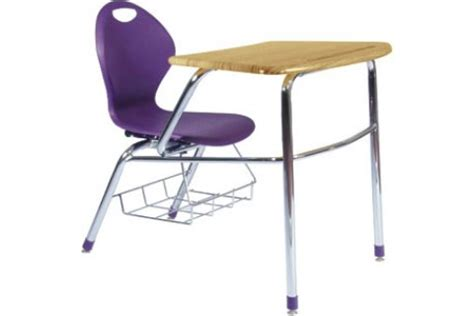School Desk L by School Desk Option With Purple Chair Design School