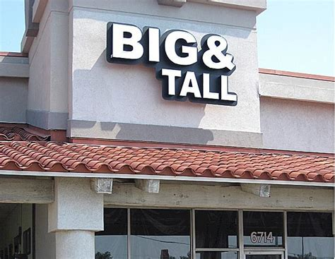 what stores have big and tall sections dan s big tall in fort worth tx yellowbot