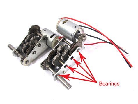 Mato 5 1 Steel Gearbox W Bearing aliexpress buy mato 5 1 steel gearbox with bearings for 1 16 henglong 3818 tiger 1 tank