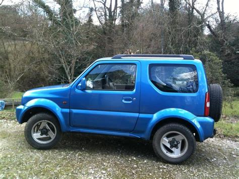 Suzuki Jimny Commercial Suzuki Jimny 2003 In Crowborough Expired Friday Ad
