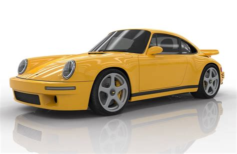 porsche ruf ruf reinvents the ctr yellowbird with 2017 ctr