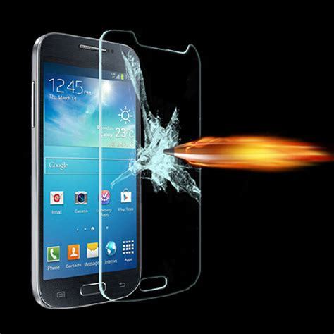 Tempered Glass Samsung Galaxy S3 Mini Bx51 premium tempered glass for samsung galaxy s3 mini anti scratch 9h explosion proof 2 5d screen