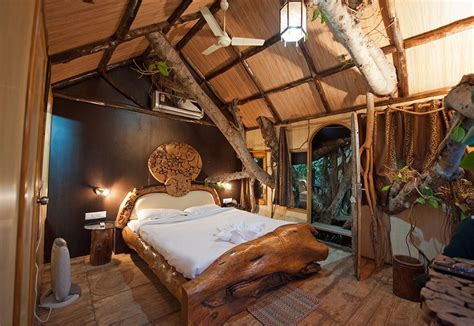 Treehouse Cottages Near Jaipur by Explore The Of Rajasthan At Lohagarh Fort Resort
