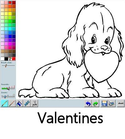 color free coloring color pictures