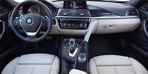 luxury bmw interior 2016 bmw 340i review