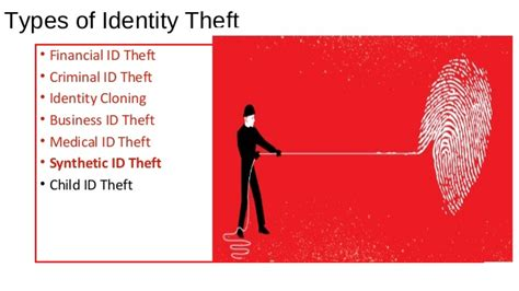 Identity Theft Criminal Record Identity Theft And There Types By Pooja Kalra