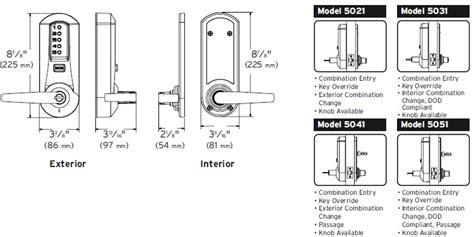 5021xswl 26d 5021 Xs 26d Simplex Kaba Access Control Pushbutton Lock Taylor Security Lock Kaba Simplex 5000 Template