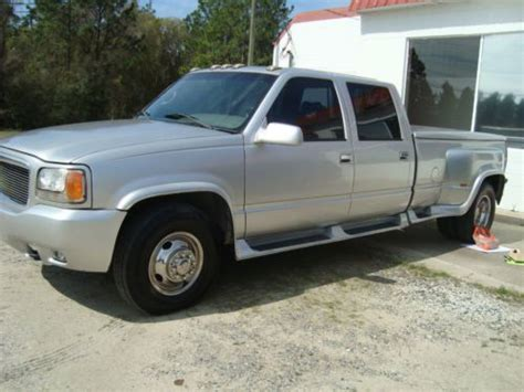 small engine repair training 1996 chevrolet 3500 interior lighting sell used 1996 chevrolet c3500 dual wheel 4 door pickup in jesup georgia united states for us