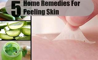 home remedies for skin peeling skin home remedies treatments and cure
