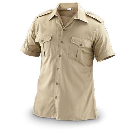 Nuzila Syari Khaki By Amily 2 used italian shirts khaki 182516 shirts at
