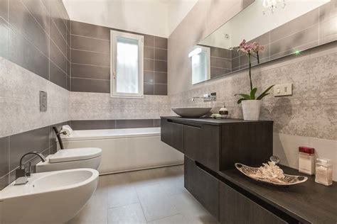 piastrelle bagno rettangolari bagno con piastrelle rettangolari bagno in stile di