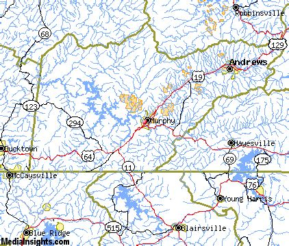 map of carolina murphy murphy vacation rentals hotels weather map and attractions
