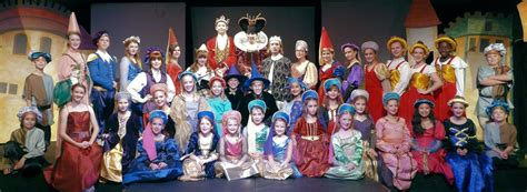 Once Upon A Mattress Jr by Once Upon A Mattress