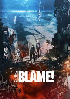 film add anime blame movie myanimelist net
