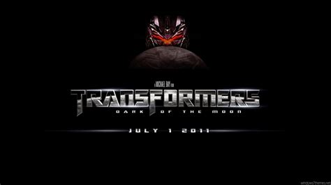 themes for windows 7 transformers transformers 3 wallpaper