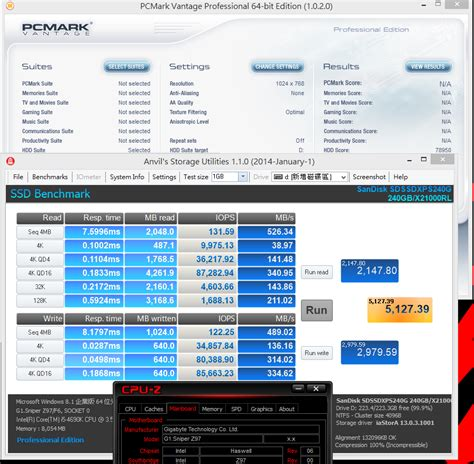 ssd bench mark extreme performance with 10 years warranty sandisk