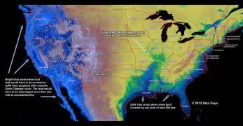 possible sea level rises
