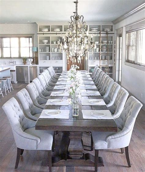 modern dining room decoration ideas large dining