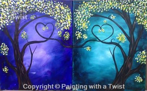 paint with a twist ideas painting with a twist couples painting with a twist