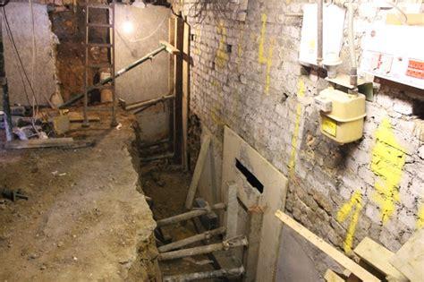 excavating a basement basement underpinning hammersmith premier basements