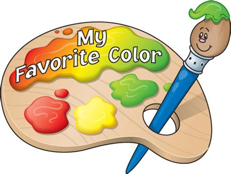 what is favorite color clip favorite color clipart
