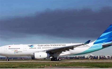 Garuda Pastikan Pesawat Siap Terbang Rabu   Tribunnews.com