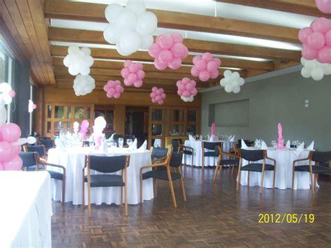 mesas de decoracion decoracion primera comunion con globos 1 recreacionistas