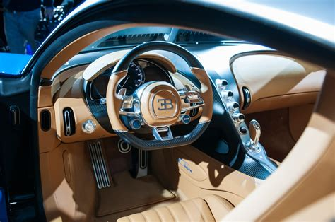 bugatti interior bugatti chiron by design what s and why motor trend