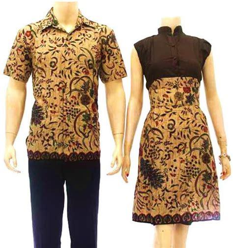 Sarimbit Batik 5 batik sarimbit modern coklat modern batik sekar this and