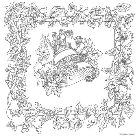 4 festive holiday coloring pages for adults favecrafts com escape to christmas past coloring pages google search christmas coloring pages