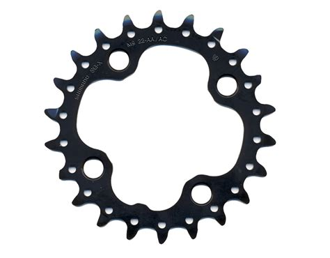 Chain Ring Shimano Slx M660 24t shimano slx deore chainring fc m660 m617 22t 9 speed shop