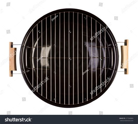 tops bar b que barbecue grill isolated on white background stock photo 217340869 shutterstock