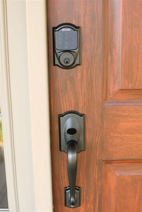 Remove Exterior Door How To Remove Schlage Front Door Handle Image Mag