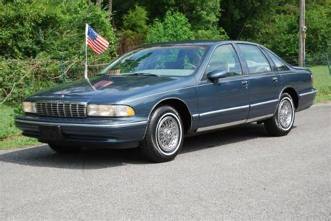 how petrol cars work 1993 chevrolet caprice classic free book repair manuals find used 1993 chevrolet caprice classic ls only 80k miles 5 0l v8 new tires in etowah