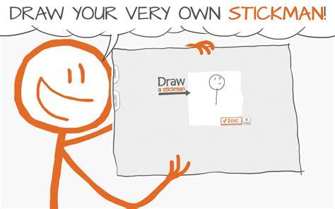 doodle stickman draw a stickman 1mobile