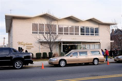 general views of the whigham funeral home in newark new