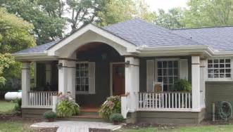 Front Porch Home Plans by Front Porch Designs For Different Sensation Of Your