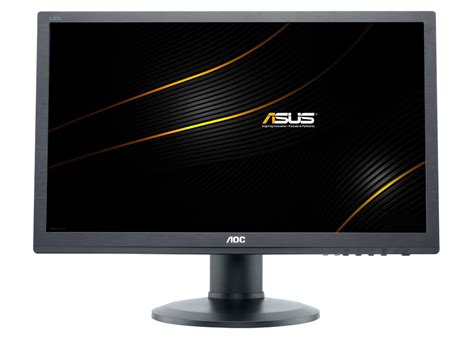 Led Monitor Aoc 16 aoc e2460p 24 quot hd led monitor widescreen 16 9 aspect ratio 2ms resp time ebay