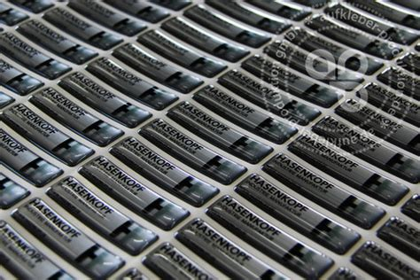 Aufkleber Drucken Lassen G Nstig Auto by 3d Kfz Gel Aufkleber Aufkleber Produktion De