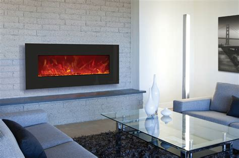 electric built in fireplaces electric wall fireplaces