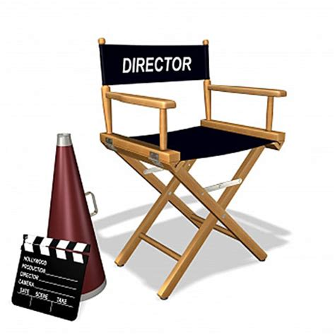 movie director chair clip art director chair free images at clker com vector clip