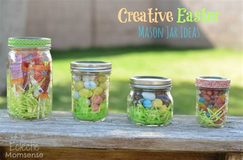 creative easter mason jar ideas a giveaway eclectic
