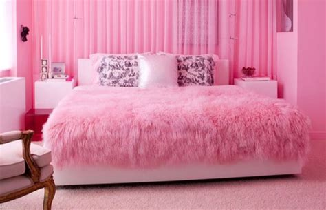 the big one bedding fuzzy pink blanket comforter on the hunt