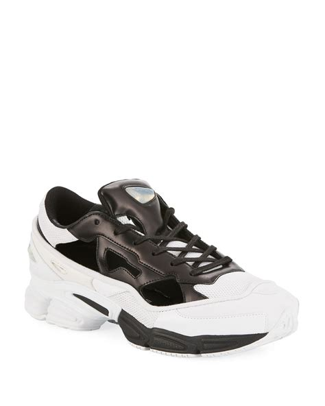 Raf Simons Tennis Shoes by Adidas By Raf Simons S Replicant Ozweego Trainer Sneakers Neiman