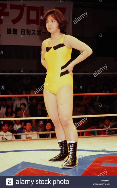 Suzuki Wrestler Japan 23rd April 1988 Cutie Suzuki April 23 1988