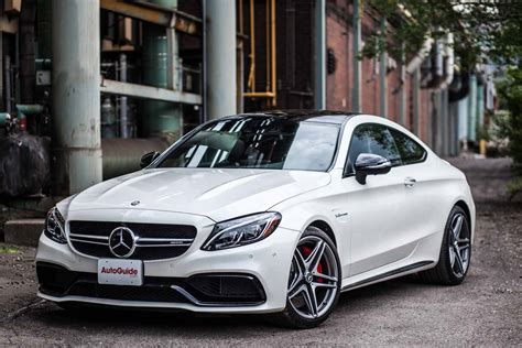 mercedes s amg coupe 2017 mercedes amg c63 s coupe review autoguide news