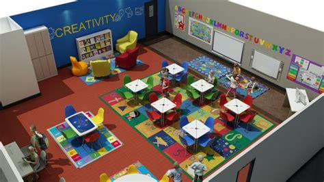 Free Mansion Floor Plans by Classroom 3d Floor Plan Global3dartsblog