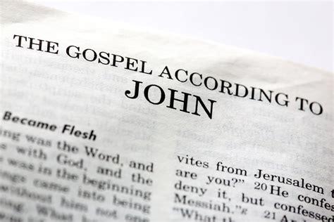 the gospel according to the gospel according to john roots of wealth