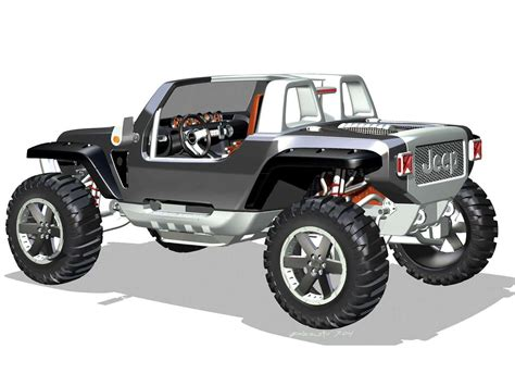 jeep hurricane 2005 jeep hurricane concept jeep pictures